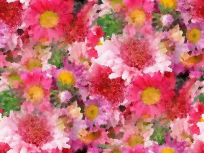 Click to get the codes for this image. Pink Flowers Seamless Painting, Colors  Pink, Flowers  Floral Designs, Seasons  Summer Background, wallpaper or texture for Blogger, Wordpress, or any phone, desktop or blog.