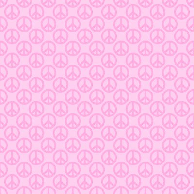 Click to get the codes for this image. Pink Peace Signs Background Seamless, Peace Signs, Colors  Pink Background, wallpaper or texture for Blogger, Wordpress, or any phone, desktop or blog.