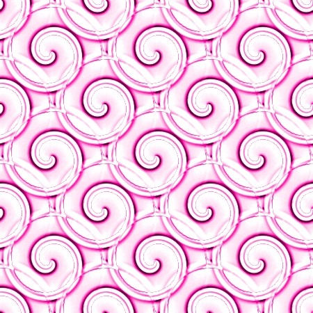 Click to get the codes for this image. Pink Spirals, Patterns  Spirals and Swirls, Colors  Pink Background, wallpaper or texture for Blogger, Wordpress, or any phone, desktop or blog.