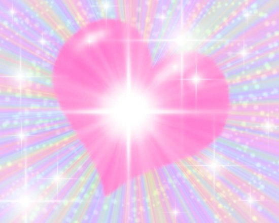 Click to get the codes for this image. Pink Starburst Heart, Colors  Pink, Hearts Background, wallpaper or texture for, Blogger, Wordpress, or any web page, blog, desktop or phone.