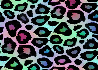 Click to get the codes for this image. Plasma Colored Leopard Print, Animal Print Background, wallpaper or texture for, Blogger, Wordpress, or any web page, blog, desktop or phone.