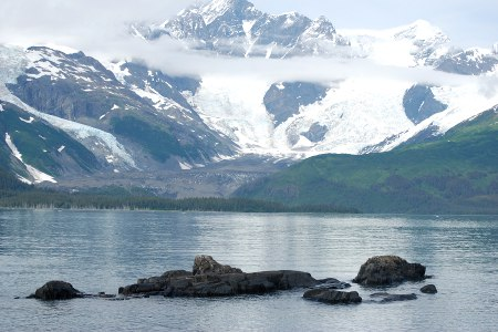 Click to get the codes for this image. Prince William Sound Alaska Background 1800x1200, Nature Landscapes  Scenery Background, wallpaper or texture for any blog, web page, phone or desktop