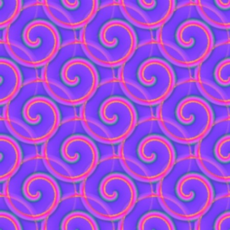 Click to get the codes for this image. Purple And Pink Spirals, Patterns  Spirals and Swirls, Colors  Purple Background, wallpaper or texture for Blogger, Wordpress, or any phone, desktop or blog.