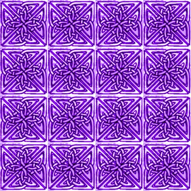 Click to get the codes for this image. Purple Celtic Squares Seamless Background Pattern, Patterns  Celtic, Colors  Purple, Ornate Background, wallpaper or texture for, Blogger, Wordpress, or any web page, blog, desktop or phone.