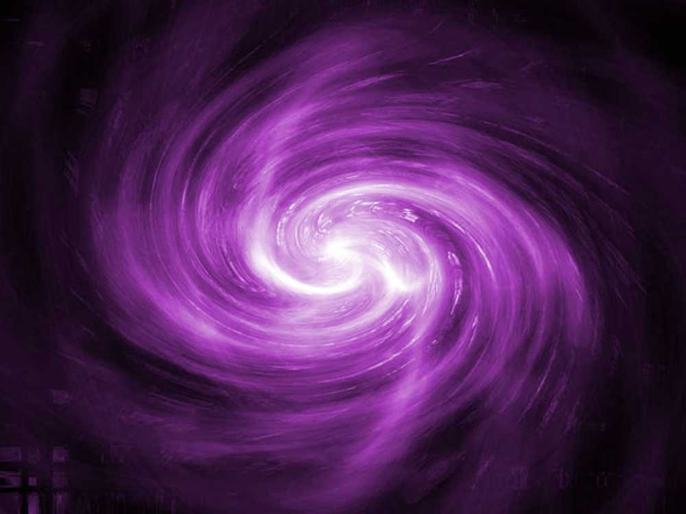 Click to get the codes for this image. Purple Galaxy Swirl, Patterns  Spirals and Swirls, Colors  Purple Background, wallpaper or texture for Blogger, Wordpress, or any phone, desktop or blog.