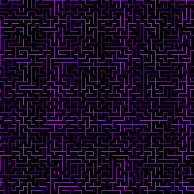 Click to get the codes for this image. Purple Maze On Black Background Seamless, Patterns  Mazes, Colors  Purple Background, wallpaper or texture for Blogger, Wordpress, or any phone, desktop or blog.