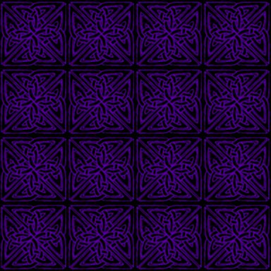 Click to get the codes for this image. Purple On Black Celtic Squares Seamless Background Pattern, Patterns  Celtic, Colors  Purple, Ornate Background, wallpaper or texture for, Blogger, Wordpress, or any web page, blog, desktop or phone.