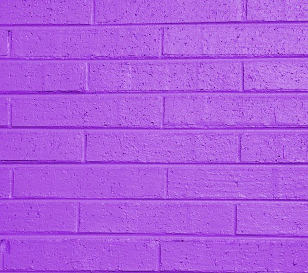Click to get the codes for this image. Purple Painted Brick Wall, Bricks, Colors  Purple, Walls Background, wallpaper or texture for, Blogger, Wordpress, or any web page, blog, desktop or phone.