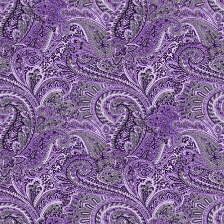 Click to get the codes for this image. Purple Paisley Pattern Background Seamless, Cloth Patterns, Paisleys, Colors  Purple Background, wallpaper or texture for Blogger, Wordpress, or any phone, desktop or blog.