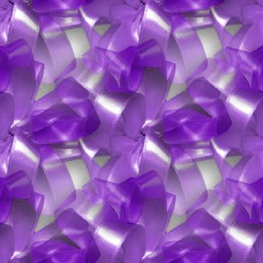 Click to get the codes for this image. Purple Ribbons And Bows, Colors  Purple, Ribbons and Bows Background, wallpaper or texture for, Blogger, Wordpress, or any web page, blog, desktop or phone.