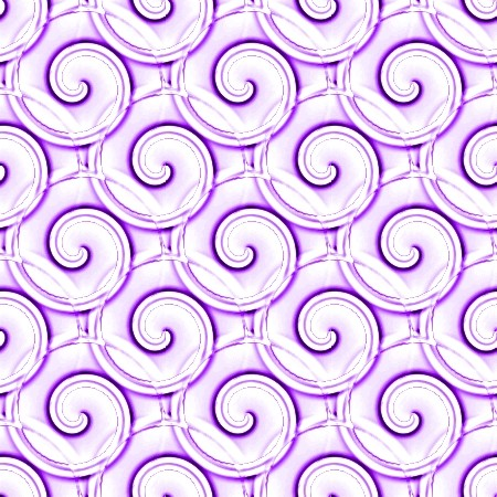 Click to get the codes for this image. Purple Spirals, Patterns  Spirals and Swirls, Colors  Purple Background, wallpaper or texture for Blogger, Wordpress, or any phone, desktop or blog.