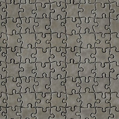 Click to get the codes for this image. Puzzle Pieces Background Tiled Gray, Puzzle Pieces, Colors  Grey and Monochrome,  New Backgrounds Background, wallpaper or texture for, Blogger, Wordpress, or any web page, blog, desktop or phone.