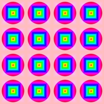 Click to get the codes for this image. Rainbow Circle Squares, Patterns  Circles and Polkadots, Patterns  Diamonds and Squares, Colors  Rainbow Background, wallpaper or texture for Blogger, Wordpress, or any phone, desktop or blog.