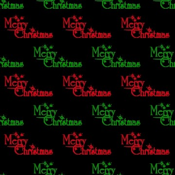Click to get the codes for this image. Red And Green Merry Christmas On Black, Holidays  Christmas Background, wallpaper or texture for Blogger, Wordpress, or any phone, desktop or blog.