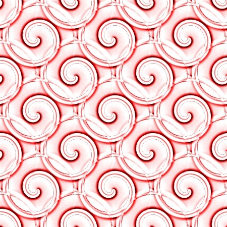 Click to get the codes for this image. Red And White Spirals, Patterns  Spirals and Swirls, Colors  Red Background, wallpaper or texture for Blogger, Wordpress, or any phone, desktop or blog.
