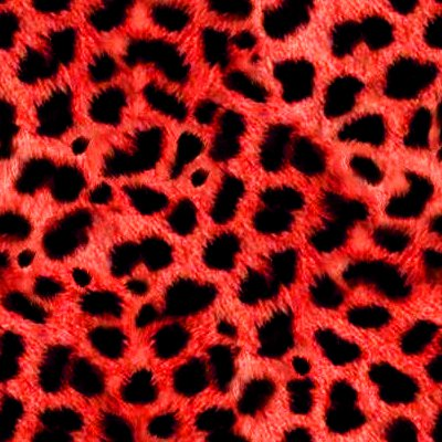 Click to get the codes for this image. Red Animal Print Fur Background Seamless, Animal Print, Colors  Red Background, wallpaper or texture for, Blogger, Wordpress, or any web page, blog, desktop or phone.