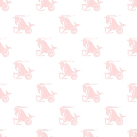Click to get the codes for this image. Red Capricorn Astrology Watermark On White, Astrology  Zodiac Symbols Background, wallpaper or texture for, Blogger, Wordpress, or any web page, blog, desktop or phone.