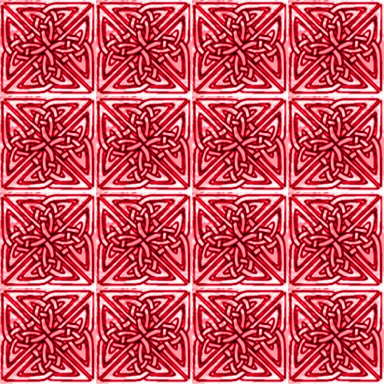 Click to get the codes for this image. Red Celtic Squares Seamless Background Pattern, Patterns  Celtic, Colors  Red, Ornate Background, wallpaper or texture for, Blogger, Wordpress, or any web page, blog, desktop or phone.