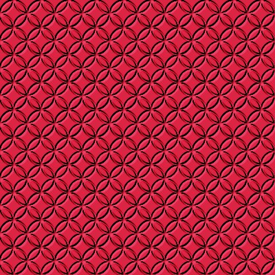 Click to get the codes for this image. Red Interlocking Circles Indented Background Seamless, Patterns  Circles and Polkadots, Beveled  Indented, Colors  Red Background, wallpaper or texture for, Blogger, Wordpress, or any web page, blog, desktop or phone.
