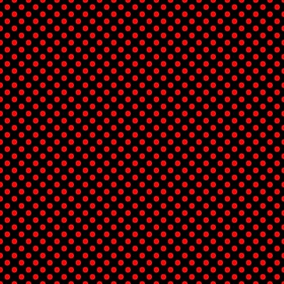 Red Dot Black Background Red Mini Dots on Black