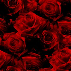 Click To Get The Codes For This Image Red Roses Pattern Flowers Floral Designs