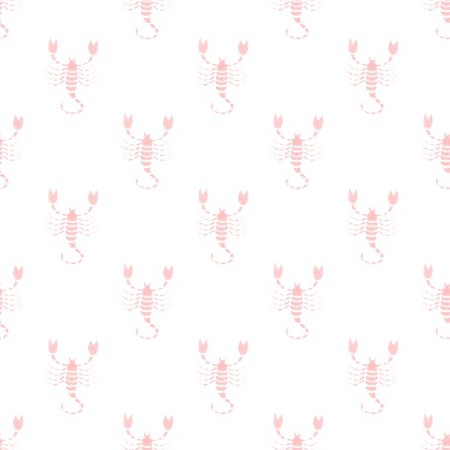 Click to get the codes for this image. Red Scorpio Astrology Watermark On White, Astrology  Zodiac Symbols Background, wallpaper or texture for, Blogger, Wordpress, or any web page, blog, desktop or phone.