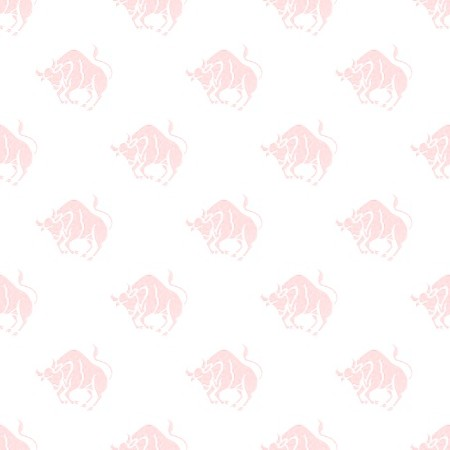 Click to get the codes for this image. Red Taurus Astrology Watermark On White, Astrology  Zodiac Symbols Background, wallpaper or texture for, Blogger, Wordpress, or any web page, blog, desktop or phone.