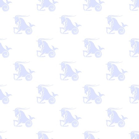 Click to get the codes for this image. Royal Blue Capricorn Astrology Watermark On White, Astrology  Zodiac Symbols Background, wallpaper or texture for, Blogger, Wordpress, or any web page, blog, desktop or phone.