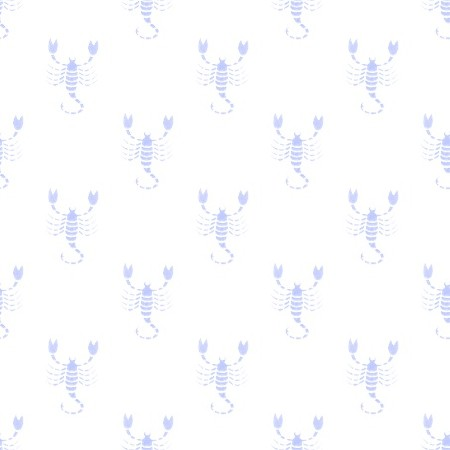 Click to get the codes for this image. Royal Blue Scorpio Astrology Watermark On White, Astrology  Zodiac Symbols Background, wallpaper or texture for, Blogger, Wordpress, or any web page, blog, desktop or phone.