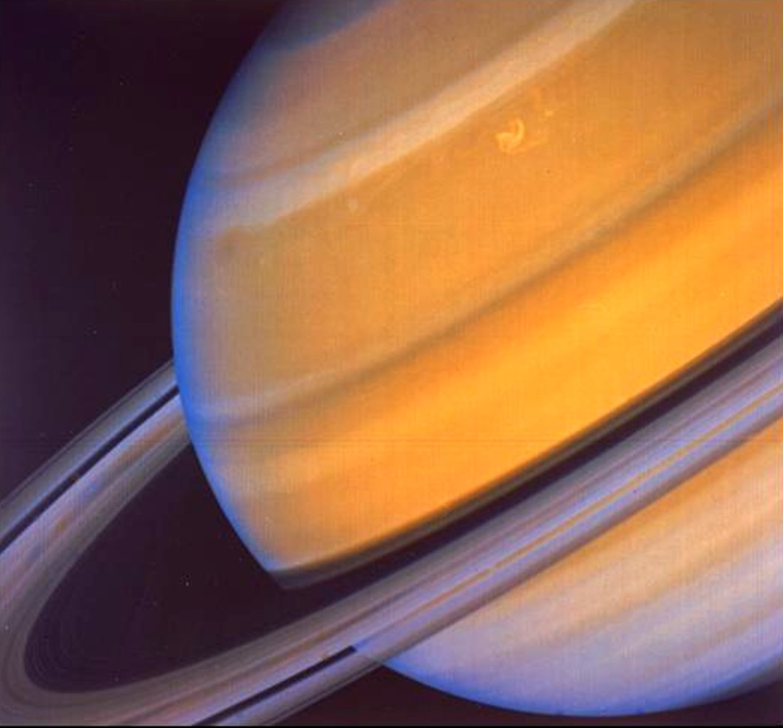 Click to get the codes for this image. Saturn Closeup, Outer Space  Planets Moons etc Background, wallpaper or texture for any blog, web page, phone or desktop