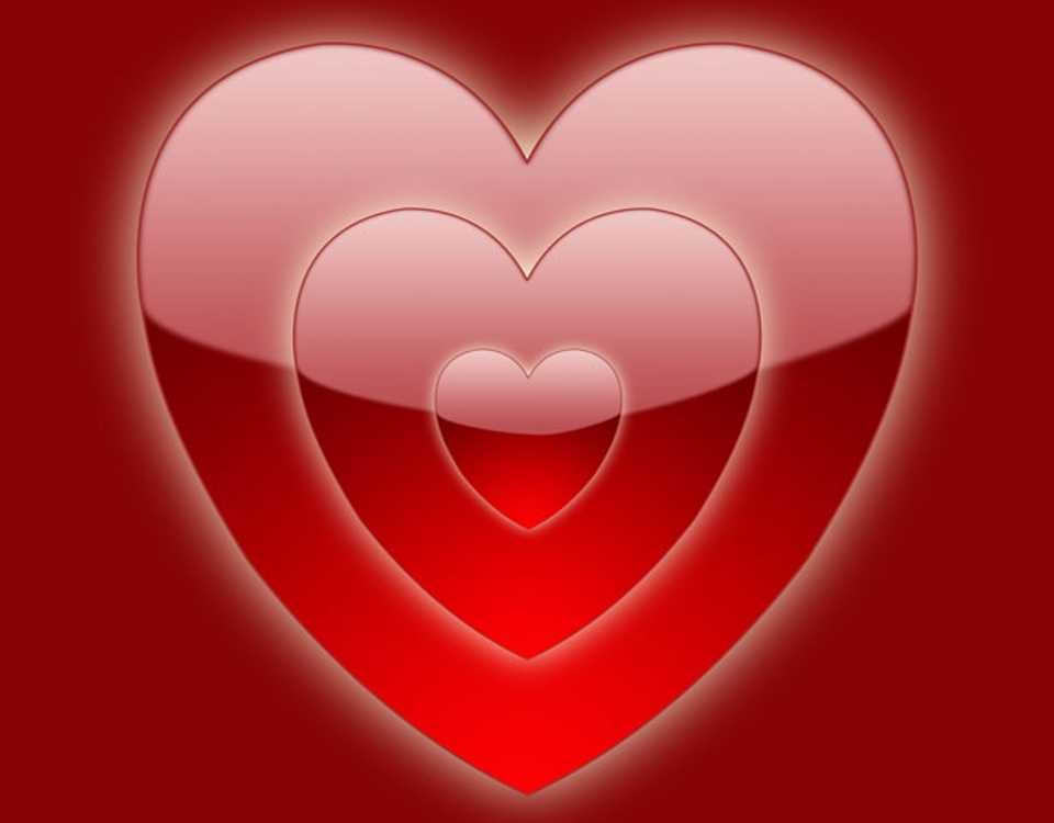 Click to get the codes for this image. Shiney Red Heart, Hearts, Colors  Red, Holidays  Valentines Day Background, wallpaper or texture for, Blogger, Wordpress, or any web page, blog, desktop or phone.