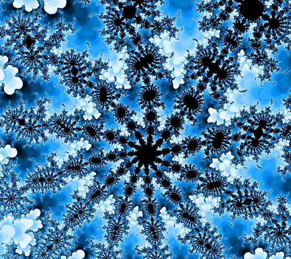 Click to get the codes for this image. Sky Blue Mandelbrot Fractal Background 1800x1600, Fractals and Fractal Patterns, Colors  Blue, Stars and Starbursts Background, wallpaper or texture for Blogger, Wordpress, or any phone, desktop or blog.