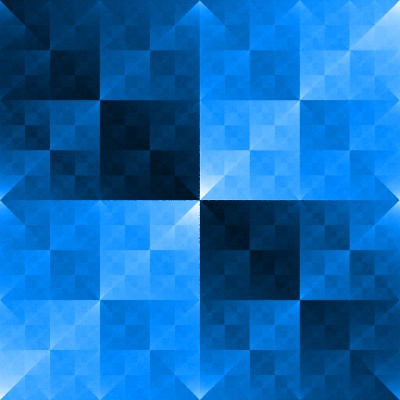 Click to get the codes for this image. Sky Blue Sierpinski Square Fractal Background Seamless, Fractals and Fractal Patterns, Patterns  Diamonds and Squares, Colors  Blue Background, wallpaper or texture for Blogger, Wordpress, or any phone, desktop or blog.