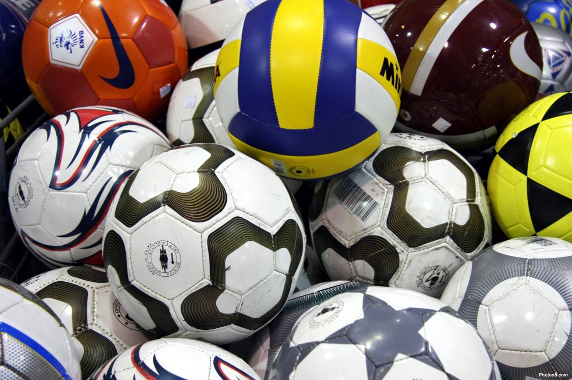 Click to get the codes for this image. Soccer Balls, Sports and Athletics Background, wallpaper or texture for any blog, web page, phone or desktop