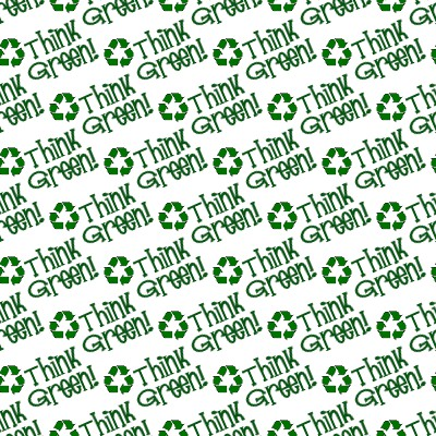Click to get the codes for this image. Think Green Recycling Arrows Background Seamless, Environmental, Earth Day Background, wallpaper or texture for, Blogger, Wordpress, or any web page, blog, desktop or phone.