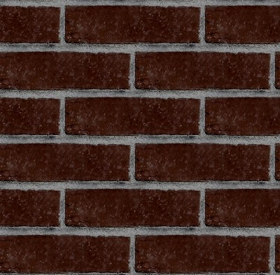 Click to get the codes for this image. Tileable Dark Brown Brick Wall Seamless Pattern, Bricks, Colors  Brown, Walls Background, wallpaper or texture for, Blogger, Wordpress, or any web page, blog, desktop or phone.