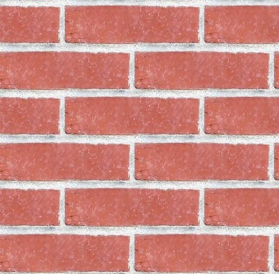 Click to get the codes for this image. Tileable Red Brick Wall Seamless Pattern, Bricks, Colors  Red, Walls Background, wallpaper or texture for, Blogger, Wordpress, or any web page, blog, desktop or phone.