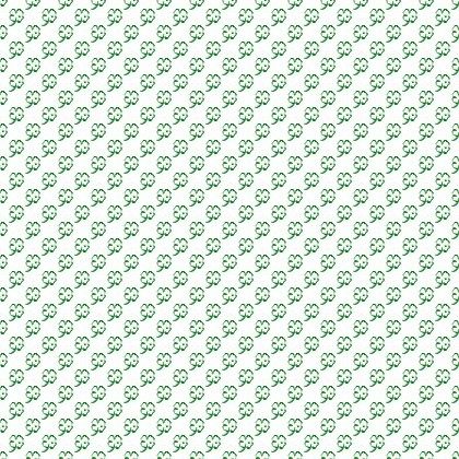 Click to get the codes for this image. Tiny Shamrocks, Saint Patrick's Day, Colors  Green Background, wallpaper or texture for Blogger, Wordpress, or any phone, desktop or blog.