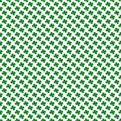 Click to get the codes for this image. Tiny Solid Shamrocks, Saint Patrick's Day, Colors  Green Background, wallpaper or texture for Blogger, Wordpress, or any phone, desktop or blog.