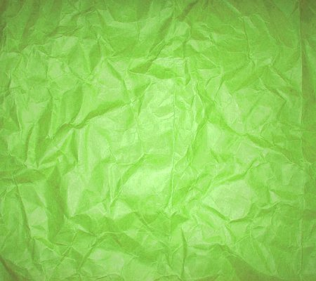 Click to get the codes for this image. Wrinkled Lime Green Paper Background 1800x1600, Parchment and Paper, Colors  Green Background, wallpaper or texture for Blogger, Wordpress, or any phone, desktop or blog.