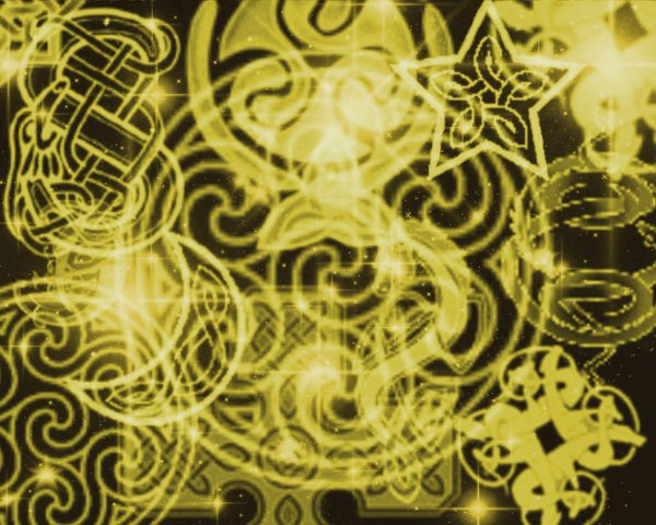 Click to get the codes for this image. Yellow Celtic Patterns With Stars Background 1280x1024, Patterns  Celtic, Colors  Yellow and Gold Background, wallpaper or texture for Blogger, Wordpress, or any phone, desktop or blog.