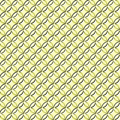 Click to get the codes for this image. Yellow Interlocking Circles Indented Background Seamless, Patterns  Circles and Polkadots, Beveled  Indented, Colors  Yellow and Gold Background, wallpaper or texture for, Blogger, Wordpress, or any web page, blog, desktop or phone.