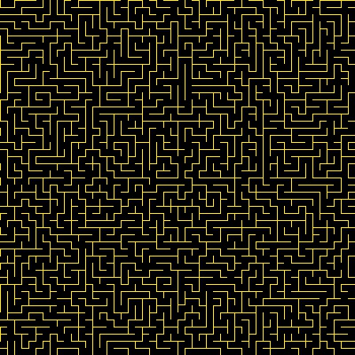 Click to get the codes for this image. Yellow Maze On Black Background Seamless, Patterns  Mazes, Colors  Yellow and Gold Background, wallpaper or texture for Blogger, Wordpress, or any phone, desktop or blog.
