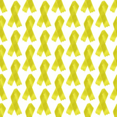 Click to get the codes for this image. Yellow Ribbons Seamless Background On White, Army Military  Camouflage, Ribbons and Bows, Colors  Yellow and Gold Background, wallpaper or texture for, Blogger, Wordpress, or any web page, blog, desktop or phone.