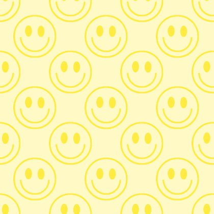 Background Seamless, Colors Yellow and Gold, Smiley Faces Background ...