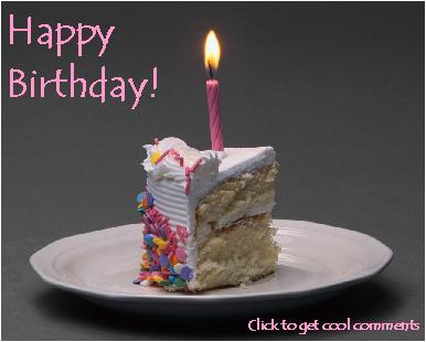 Click to get the codes for this image. Happy Birthday Cake Photo (Large), Birthday Cakes, Happy Birthday Free Image, Glitter Graphic, Greeting or Meme for Facebook, Twitter or any forum or blog.