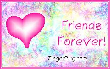 Click to get the codes for this image. Friends Forever Pink Plaque Graphic, Friendship, Hearts, Friendship Day Free Image, Glitter Graphic, Greeting or Meme for Facebook, Twitter or any forum or blog.