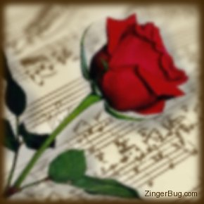 Click to get the codes for this image. Music Rose, Music Comments, Flowers, Flowers Free Image, Glitter Graphic, Greeting or Meme for Facebook, Twitter or any blog.