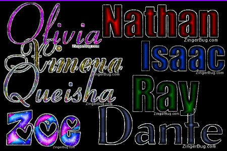 glitter names - get glitter graphics of thousands of popular names