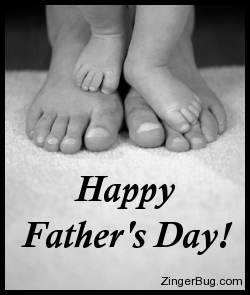 Click to get Father's Day comments, GIFs, greetings and glitter graphics.